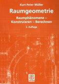 Raumgeometrie (eBook, PDF)