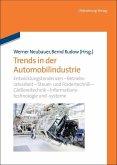 Trends in der Automobilindustrie (eBook, PDF)