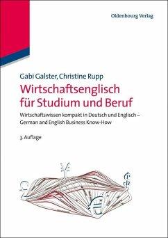 Wirtschaftsenglisch für Studium und Beruf (eBook, PDF) - Galster, Gabi; Rupp, Christine