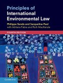 Principles of International Environmental Law (eBook, ePUB)