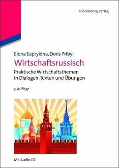 Wirtschaftsrussisch (eBook, PDF) - Saprykina, Elena; Pribyl, Doris