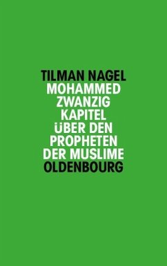 Mohammed (eBook, PDF) - Nagel, Tilman