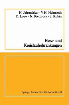 Herz- und Kreislauferkrankungen (eBook, PDF) - Jahrmärker, H.; Heimsoth, V. H.; Loew, D.; Rietbrock, N.; Kubin, S.