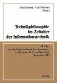 Technikphilosophie im Zeitalter der Informationstechnik (eBook, PDF)