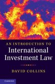 Introduction to International Investment Law (eBook, PDF)