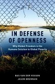 In Defense of Openness (eBook, ePUB)