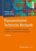 Klausurentrainer Technische Mechanik (eBook, ePUB)