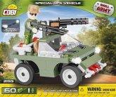COBI 2155 - SMALL ARMY, Special OPS Vehicle, Militär-Fahrzeug, Patrol-Buggy, Bausatz, 60 Teile und 1 Figur