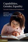 Capabilities, Gender, Equality (eBook, ePUB)