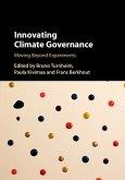 Innovating Climate Governance (eBook, PDF)
