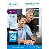 klickTel Telefon- und Branchenbuch inkl. Rückwärtssuche Herbst 2018 (Download für Windows)