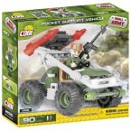 COBI 2156 - SMALL ARMY, Rocket Support Vehicle, Gelände-Buggy, Bausatz, 90 Teile und 1 Figur
