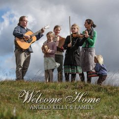 Welcome Home - Kelly,Angelo & Family