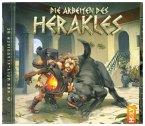 Die Arbeiten des Herakles, 1 Audio-CD
