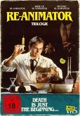Re-Animator Trilogie (Limited Collector's Edition im VHS-Design, 4 Discs)