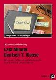 Last Minute: Deutsch 7. Klasse