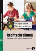 Führerschein: Rechtschreibung - Sekundarstufe