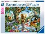 Abenteuer im Dschungel (Puzzle)