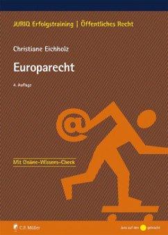 Europarecht - Eichholz, Christiane