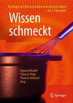 Wissen schmeckt (eBook, PDF)