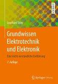 Grundwissen Elektrotechnik und Elektronik (eBook, PDF)