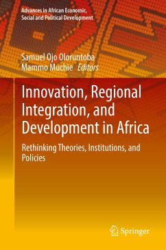 Innovation, Regional Integration, and Development in Africa (eBook, PDF)