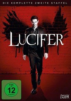 Lucifer - Die komplette zweite Staffel DVD-Box - Tom Ellis,Lauren German,Kevin Alejandro
