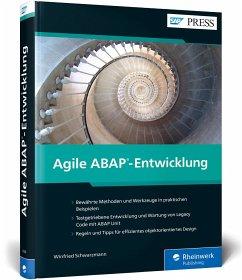 Agile ABAP-Entwicklung - Schwarzmann, Winfried