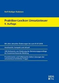 Praktiker-Lexikon Umsatzsteuer