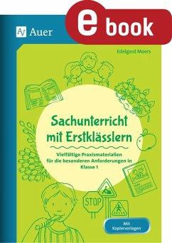 Sachunterricht mit Erstklässlern (eBook, PDF) - Moers, Edelgard