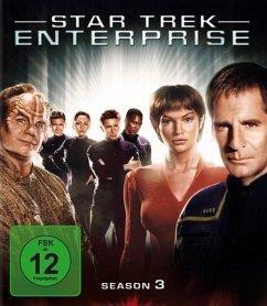 STAR TREK: Enterprise - Season 3 BLU-RAY Box - Tucker Smallwood,Richard Lineback,Anthony...