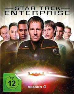 STAR TREK: Enterprise - Season 4 BLU-RAY Box - Dominic Keating,Richard Lineback,Anthony...