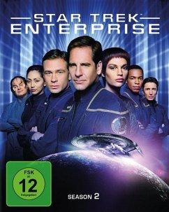 STAR TREK: Enterprise - Season 2 BLU-RAY Box - Dominic Keating,Scott Bakula,John Fleck