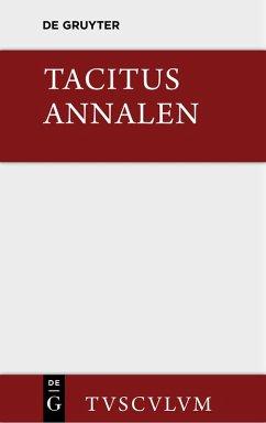 Annalen (eBook, PDF) - Tacitus