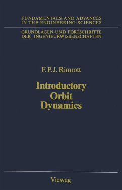 Introductory Orbit Dynamics (eBook, PDF) - Rimrott, Fred P.