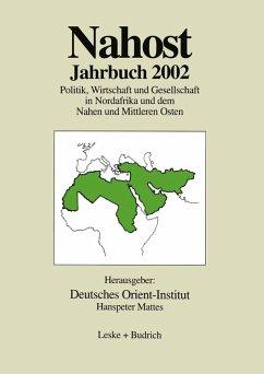 Nahost Jahrbuch 2002 (eBook, PDF)