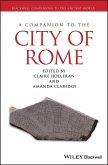A Companion to the City of Rome (eBook, ePUB)