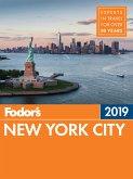 Fodor's New York City 2019 (eBook, ePUB)