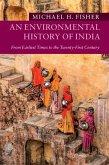 An Environmental History of India