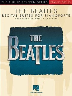 The Beatles Recital Suites for Piano Solo - The Beatles