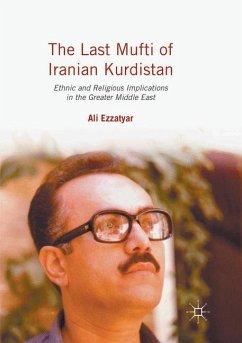 The Last Mufti of Iranian Kurdistan - Ezzatyar, Ali