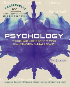 Psychology: An Illustrated History of the Mind from Hypnotism to Brain Scans (100 Ponderables) - Jackson, Tom