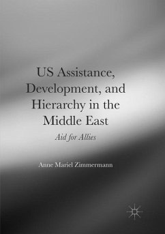 US Assistance, Development, and Hierarchy in the Middle East - Zimmermann, Anne Mariel