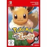 Pokémon Let's Go, Evoli! (Download)