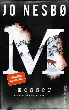 Messer / Harry Hole Bd.12 (eBook, ePUB) - Nesbø, Jo