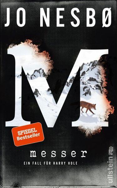 Messer / Harry Hole Bd.12 (eBook, ePUB)