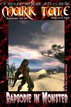 TEUFELSJÄGER 183-184: Rapsodie in Monster (eBook, ePUB) - Hary, Wilfried A.