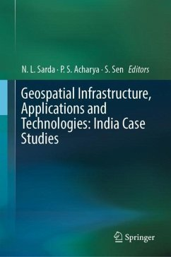 Geospatial Infrastructure, Applications and Tec...