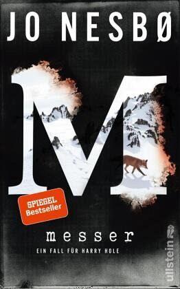 Buch-Reihe Harry Hole von Jo Nesbø