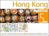 PopOut Map Hong Kong Double